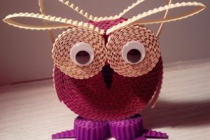 Owl Paper Crafts
