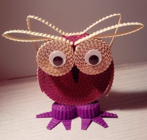 Owl Paper Crafts